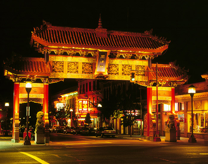 Chinatown Victoria Bc Vancouver Island News Events
