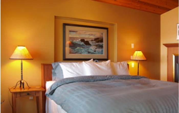 A Snug Harbour Inn is a luxury Bed & Breakfast in Ucluelet, on the west coast of Vancouver Island, British Columbia