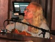 Kevin Woodward, Vocalist Guitarist, Black Goose Inn, Beach Acres Resort, Parksville, British Columbia