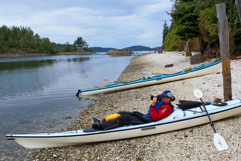BC People: Bruce and Josée McMorran, Paddler's Inn Broughton Archipelago