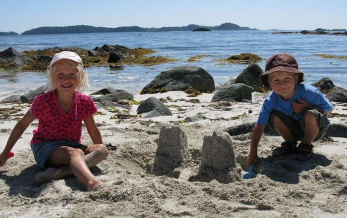 Breathtaking West Coast Beaches in Ucluelet on Vancouver Island, British Columbia