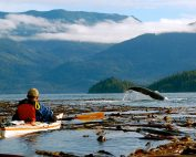 Photo: Spirit of the West Adventures, British Columbia. www.kayakingtours.com