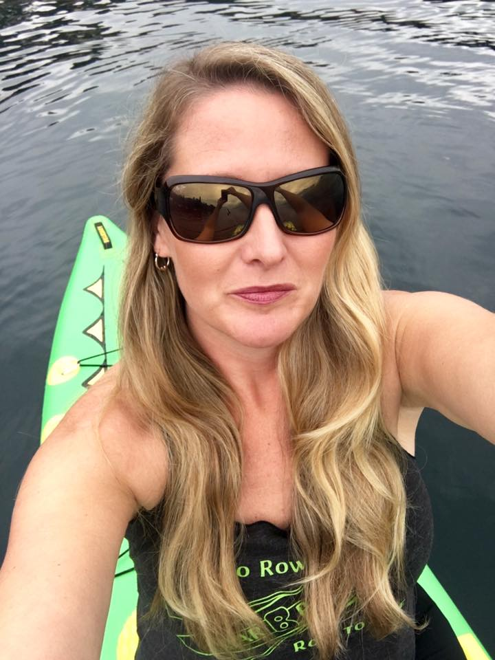 Diana, Oar Board® Rower and inflatable SUP, Whitehall Rowing and Sail