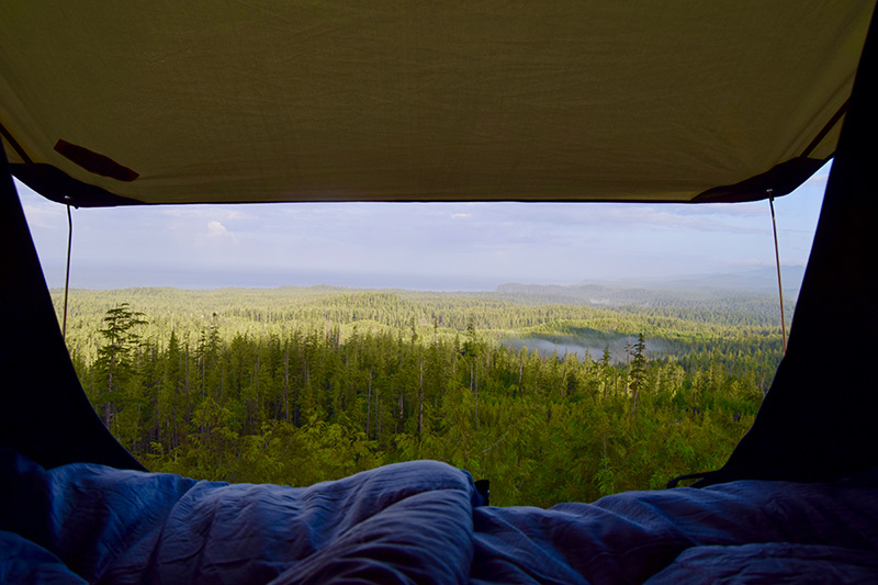FarOut Wilderness: Adventure Camping near Carmanah Walbran Park, Vancouver Island, British Columbia