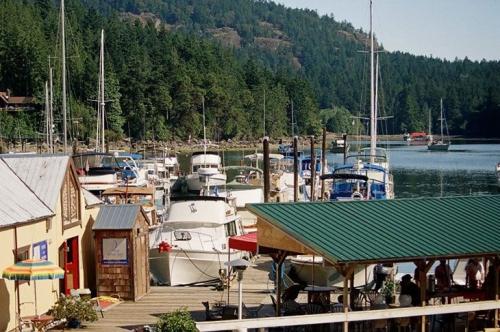 Duncan Vancouver Island Marina
