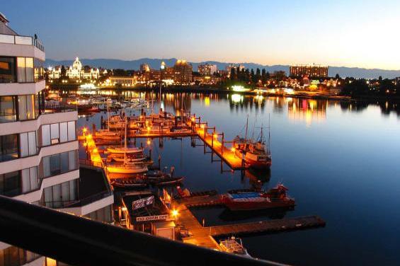 Victoria Regent Waterfront Hotel & Suites, Victoria, Vancouver Island, British Columbia, Canada
