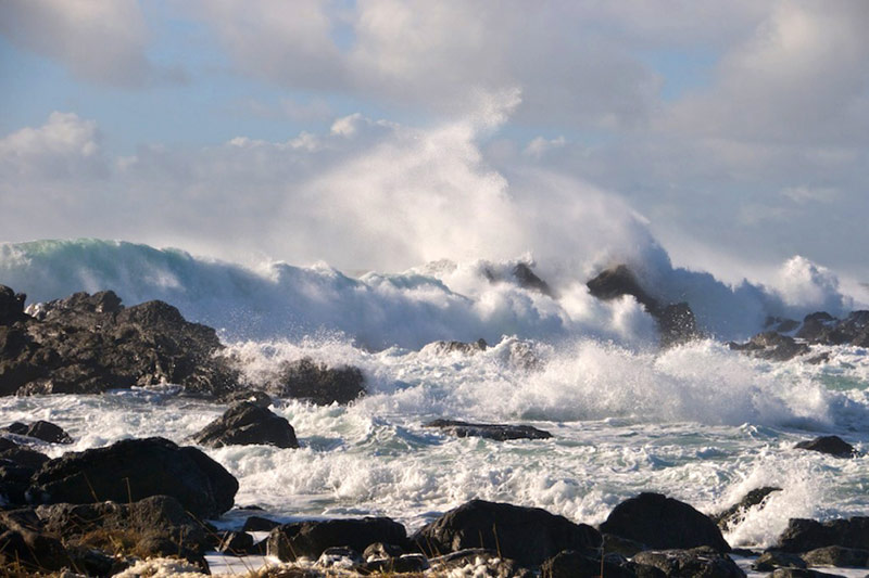 Big Beach: Breathtaking West Coast Beaches in Ucluelet on Vancouver Island, British Columbia