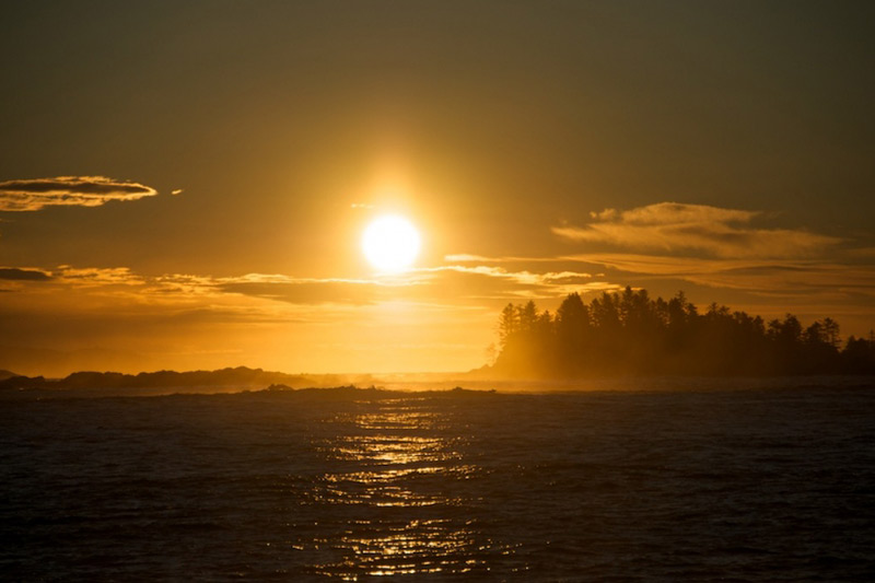 Fletchers Beach (Ucluth Beach): Breathtaking West Coast Beaches in Ucluelet on Vancouver Island, British Columbia