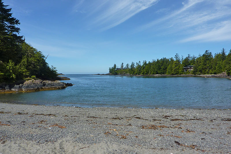 Little Beach: Breathtaking West Coast Beaches in Ucluelet on Vancouver Island, British Columbia