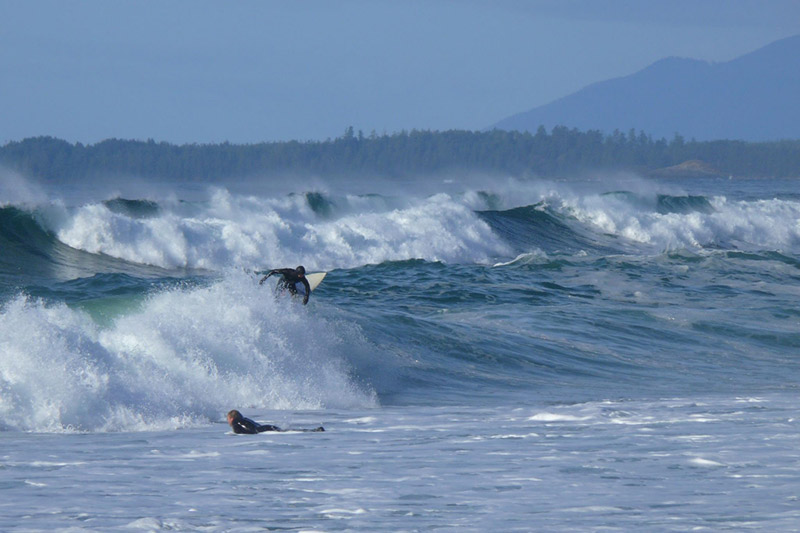 Wickaninnish Beach and South Beach: Breathtaking West Coast Beaches in Ucluelet on Vancouver Island, British Columbia