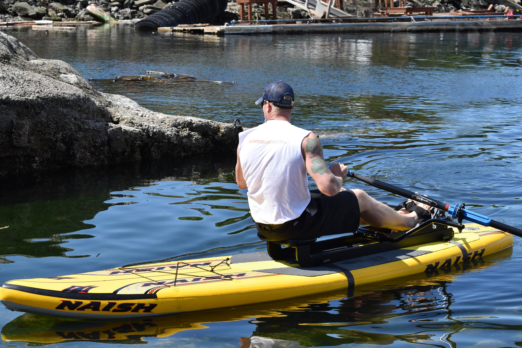 Oar Board® Rower, Whitehall Rowing and Sail