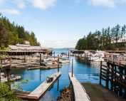Telegraph Cove, Northern Vancouver Island, British Columbia